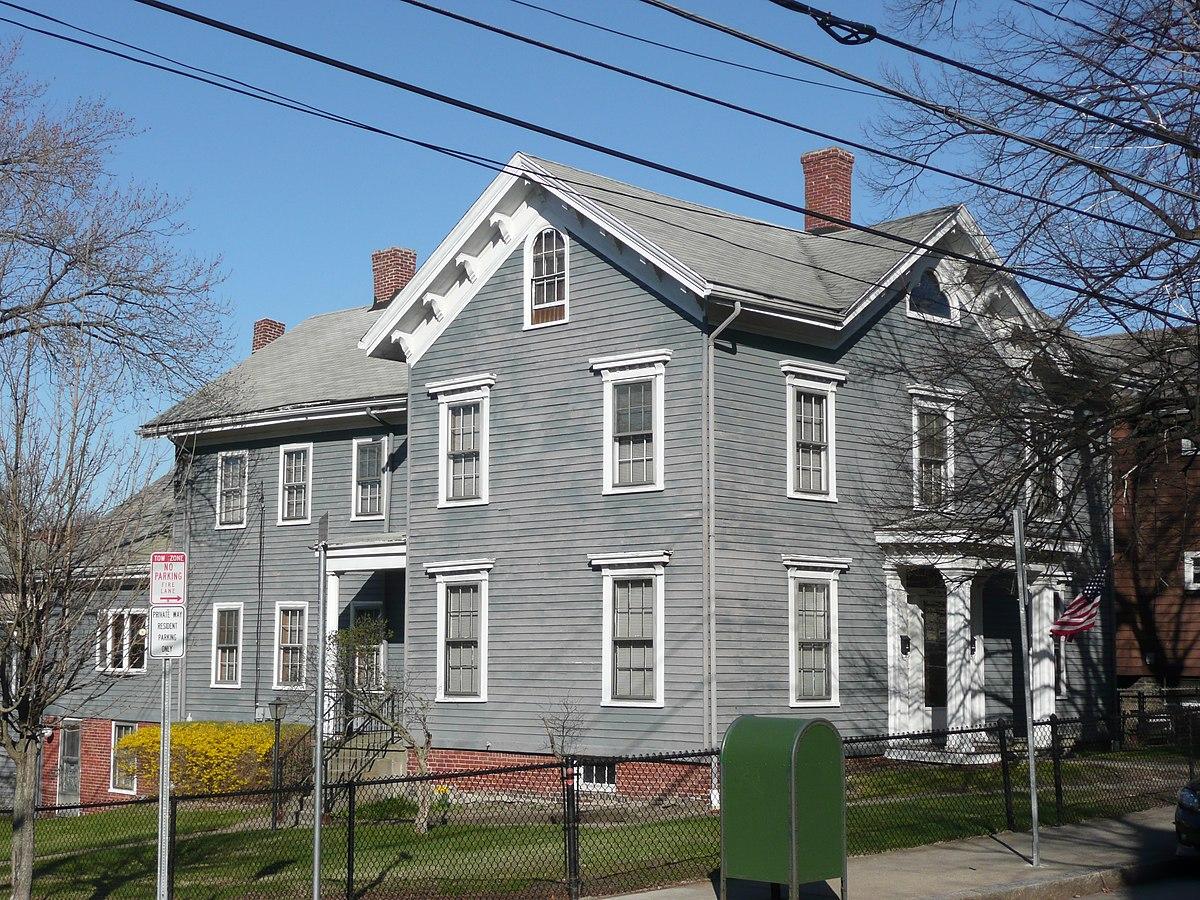 F G Williams House Wikipedia