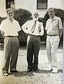 F Yates RA Fisher WG Cochran 1952 (PS).jpg