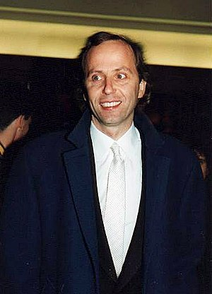 English: Fabrice Luchini, French actor Françai...