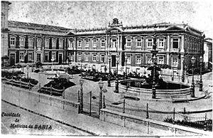Faculdade medicina bahia