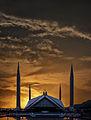 Faisal Mosque Evening.JPG