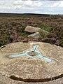 Fallen Boundary Stone - geograph.org.uk - 908168.jpg