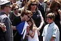 Famille de Pinochet lors de ses funérailles.jpg