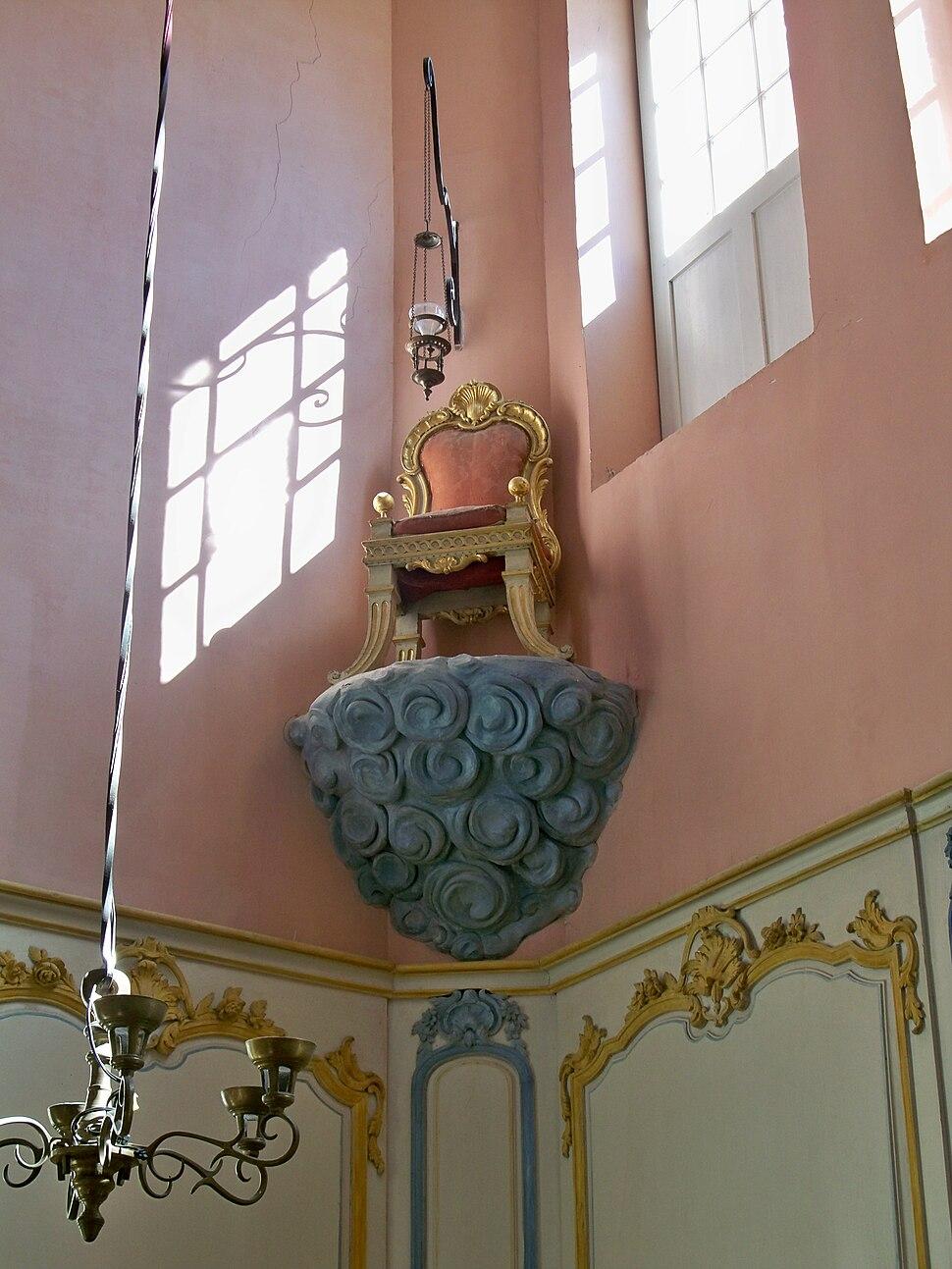Fauteuil d'Elie à Cavaillon
