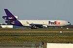 FedEx, N582FE, McDonnell Douglas MD-11F (46715951995).jpg