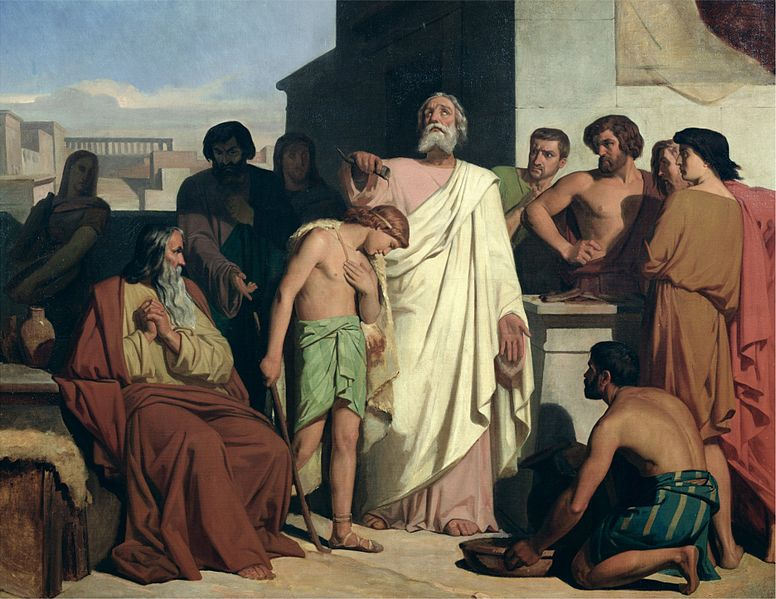 File:Felix-Joseph Barrias - Annointing of David by Saul.jpg