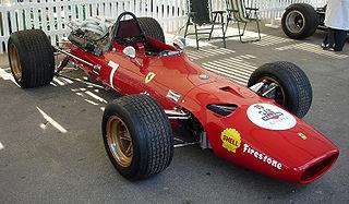 Ferrari 312 racing automobile