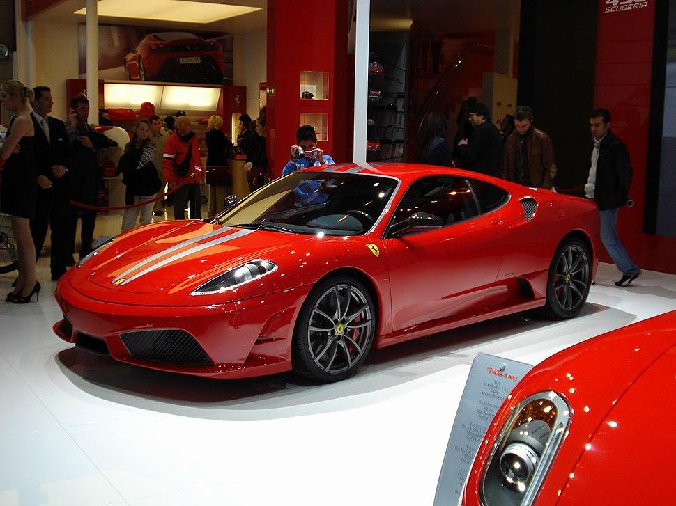 Ferrari 430 Scudéria