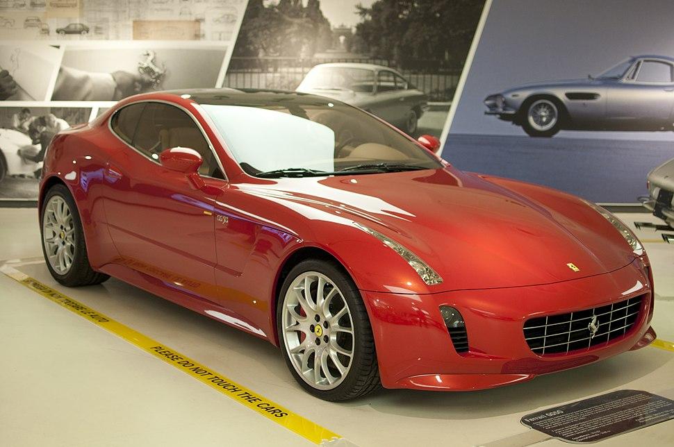 Ferrari GG50 - Museo Ferrari (17515678863)