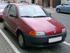 Fiat Punto (Typ 176)