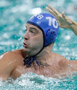 Filip Filipović (water polo) - Image: Filip Filipović Rio 2016