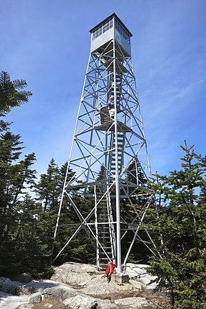 Stratton Mountain (Vermont) - Summit of Stratton Mountain