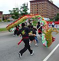 FirstWorksKids Festival Chinese Folk Art Workshop Dragon Dance in Providence 5 (2006).jpg