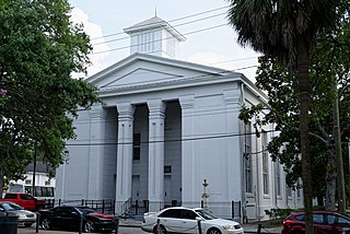 First Bryan Baptist Church United States historic place