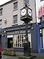 First Trust Clock, Armagh - geograph.org.uk - 623744.jpg