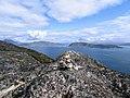 Fjord view from Ridge overlooking Qarqortoq Greenland.jpg