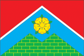 Flag of Moskovsky (Moscow oblast).png