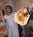 Flat Bread, Hodaidah, Yemen (14608335511).jpg