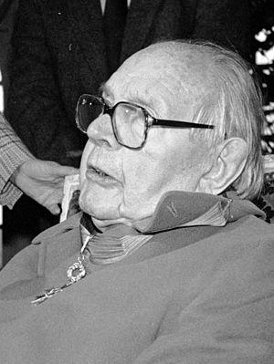Fernand Ledoux - Ledoux in 1992