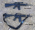 Flickr - Israel Defense Forces - Imitation M-16.jpg