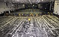 Flickr - Official U.S. Navy Imagery - USS George Washington Sailors scrub the ship's hangar bay.jpg