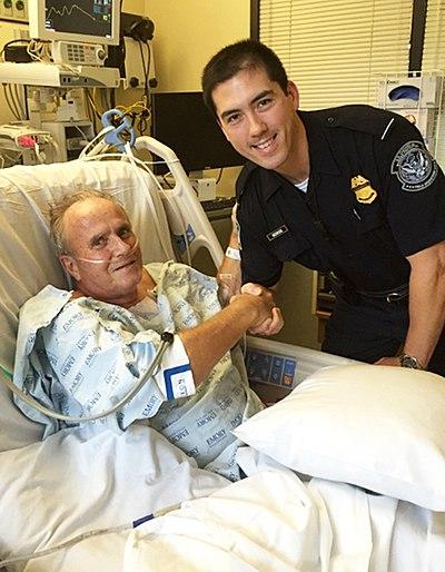 Florida Heart-Attack Victim Goes Home after Atlanta CBP, Medical Professionals Render Life-Saving Efforts (23459137683).jpg
