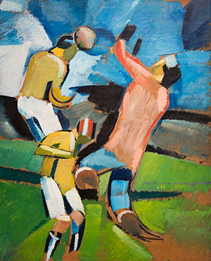 Harald Giersing -  Sofus Heading, 1917