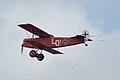 Fokker DVII Ernst Udet Pass 10 Dawn Patrol NMUSAF 26Sept09 (14413267790).jpg