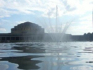 Wrocław Fountain - Image: Fontaine Breslau