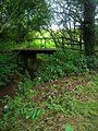 Footbridge, Bobberstone Farm - geograph.org.uk - 508700.jpg