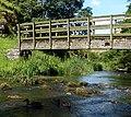 Footbridge across the River Dove (geograph 4787468).jpg