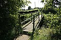 Footbridge over Kirton Drain - geograph.org.uk - 1433938.jpg