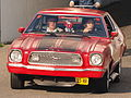 Ford Mustang dutch licence registration unknown pic1.JPG