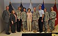 Former First Lady visits Guard leadership, seeks partnership to help warrior caregivers (6047433346).jpg