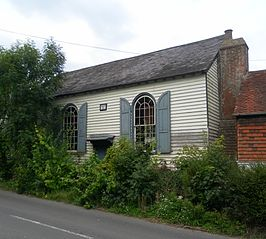 Voormalige Strict Baptist Chapel in Wadhurst