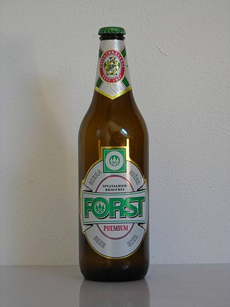 Forst (brewery) - Image: Forst 01