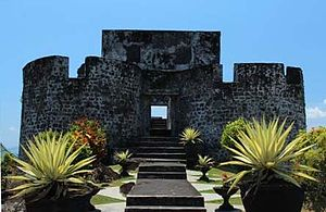 Ternate City - Image: Fort Tolukko