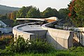 Foto-Denkmal (Reihe, wird fortgsetzt) Verlegung B173 in Flöha, ...Fußgängerbrücke - panoramio (1).jpg