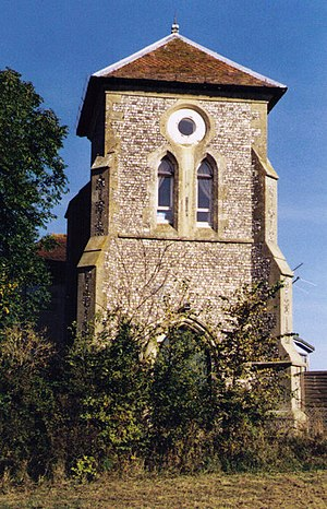 Foxcotte - Foxcott Chapel, now a private house