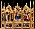 Fra Angelico - Perugia Altarpiece (in modern frame) - WGA00496.jpg