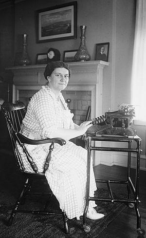 Frances Parkinson Keyes - Frances Parkinson Keyes in 1921