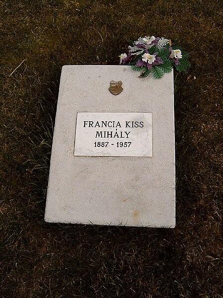 Fájl:Francia Kiss Mihály sírja.jpg