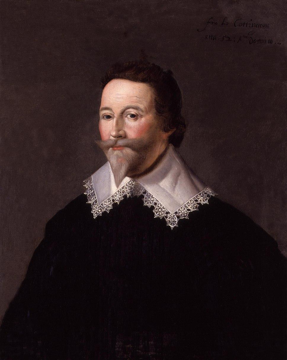 Francis Cottington, 1st Baron Cottington from NPG