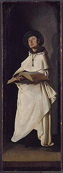 Francisco de Zurbarán - Saint Cyril of Constantinople - 22.642 - Museum of Fine Arts.jpg