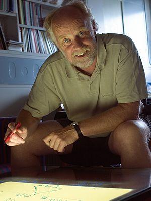 Frank Grosveld - Image: Frank Grosveld 1995