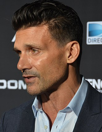 Frank Grillo - Grillo at the Kingdom premiere in October 2014