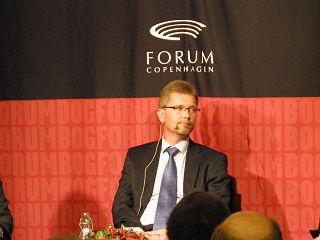 Frank Jensen Danish politician
