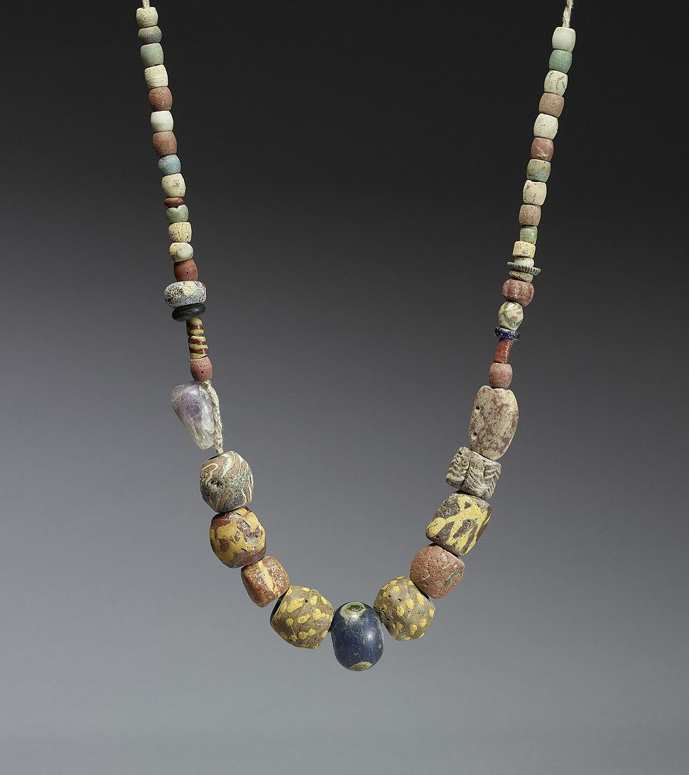 Frankish - Necklace - Walters 47596 - View A