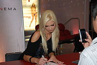 Franziska Facella at AVN Adult Entertainment Expo 2009 (1).jpg