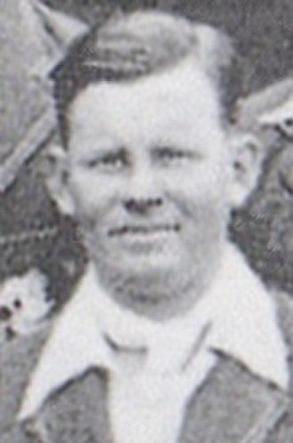 English cricket team in Australia in 1950–51 - England's captain Freddie Brown.